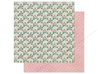 Authentique 12 x 12 in. Paper Fabulous Two (25 sheets)
