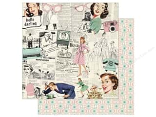 Authentique 12 x 12 in. Paper Fabulous One (25 sheets)