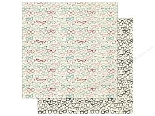 mint card stock: Authentique 12 x 12 in. Paper Fabulous Six (25 sheets)