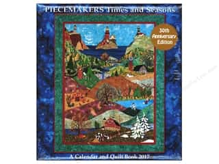 gifts & giftwrap: Piecemakers Times & Seasons Calendar 2017