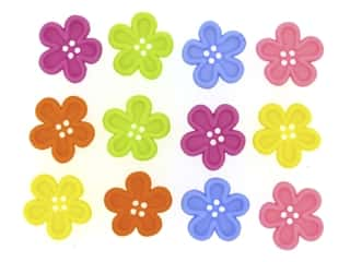 craft & hobbies: Jesse James Embellishments - Sew Thru Posies