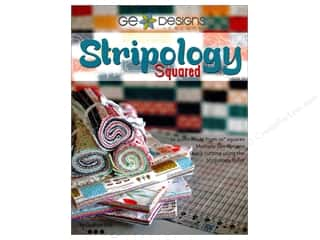 ruler: GE Designs Stripology Squared Book