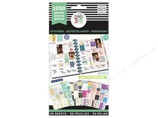 Me&My Big Ideas Collection Create 365 Happy Planner Sticker Value Pack This Colorful Life