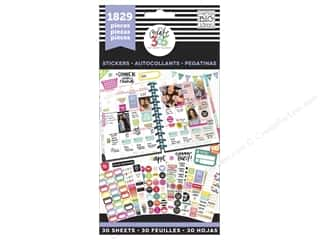Me&My Big Ideas Collection Create 365 Happy Planner Sticker Value Pack Planner Basics