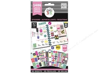 Me&My Big Ideas Collection Create 365 Happy Planner Sticker Value Pack Everyday Plans