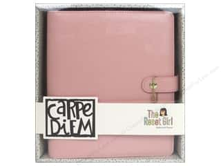 Simple Stories: Simple Stories Collection Carpe Diem Reset Girl A5 Planner Ballerina