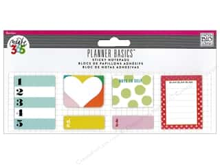 die cuts: Me&My Big Ideas Create 365 Happy Planner Sticky Notes Small Bright
