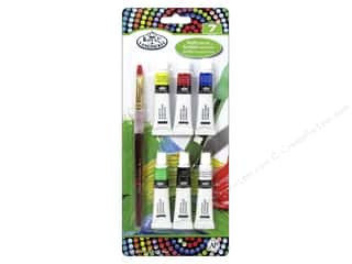 craft & hobbies: Royal Acrylic Paint Artist Pack with Brush
