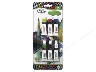 Royal Watercolor Artist Pack with Brush 6 pc.