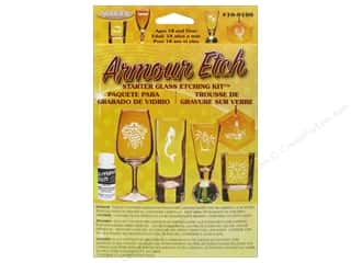 Armour Starter Glass Etching Kit