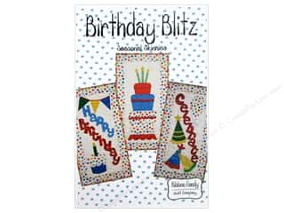 books & patterns: Ribbon Candy Quilt Birthday Blitz - Seasonal Skinnies Pattern