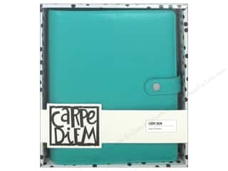 Simple Stories: Simple Stories Collection Carpe Diem A5 Planner Aqua