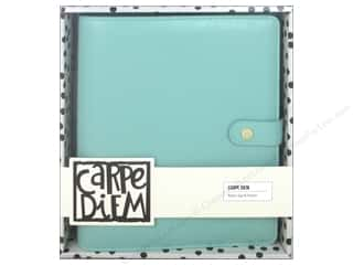 Simple Stories: Simple Stories Collection Carpe Diem A5 Planner Robins Egg