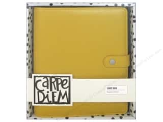 Simple Stories: Simple Stories Collection Carpe Diem A5 Planner Marigold