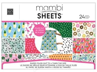 "scrapbooking & paper crafts: MAMBI Sheets Paper Pad 18.3""x 25.8"" Sketchbook"