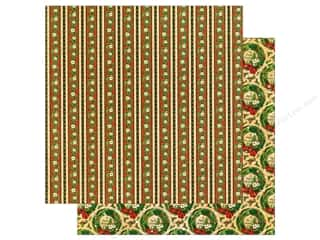 Graphic 45 12 x 12 in. Paper St Nicholas North Pole (25 sheets)