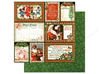 Graphic 45 12 x 12 in. Paper St Nicholas Be Jolly (25 sheets)