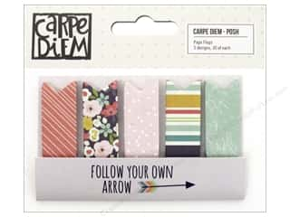 Simple Stories: Simple Stories Collection Carpe Diem Posh Page Flags