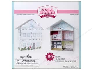 MiniLou Design Your Own Box Set Doll House