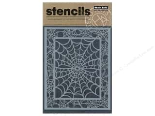 "Dauber: Hero Arts Stencil 5.25""x 6.5"" Spider Web"