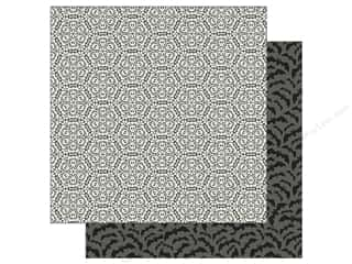 patterned paper: Pebbles 12 x 12 in. Paper Trick Or Treat Skeleton (25 sheets)