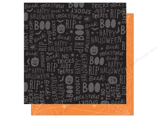 American Crafts 12 x 12 in. Paper Halloween Spooktacular (25 sheets)