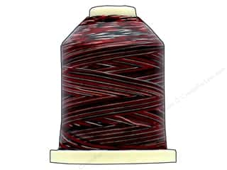 Signature 100% Cotton Thread - #002 Variegated Holiday 700 yd.