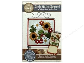 The Wooden Bear Calendar Series Lucky Charmer Pattern