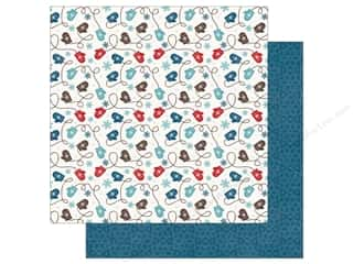 "Echo Park Collection I Love Winter Paper 12""x 12"" Bundled Up (25 pieces)"