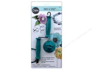 craft & hobbies: Sizzix Twist & Style Jewelry Tool