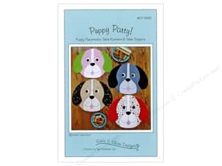 Susie C Shore Puppy Party! Pattern