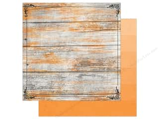 """Simple Stories Collection Happy Haunting Paper 12""""x 12"""" Hallows Eve (25 sheets)"""