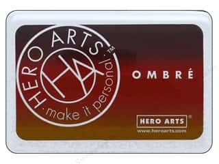 ink pads: Hero Arts Ink Pad Ombre Autumn