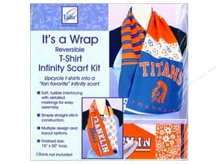projects & kits: June Tailor Kit It's A Wrap t-shirt Scarf Infinity