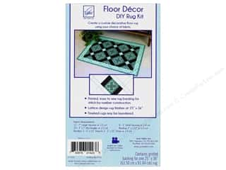 "June Tailor Kit Floor Decor DIY Rug Lattice 25""x 36"""