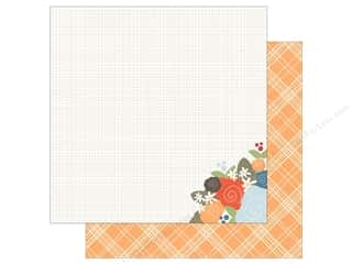 Simple Stories: Simple Stories 12 x 12 in. Paper Hello Fall Autumn Delight (25 sheets)