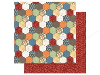 Simple Stories: Simple Stories 12 x 12 in. Paper Hello Fall Warm & Cozy (25 sheets)