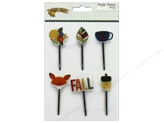 Simple Stories Collection Hello Fall Decorative Clips