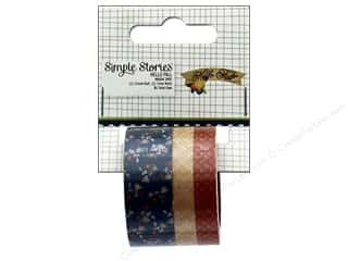 Simple Stories: Simple Stories Collection Hello Fall Washi Tape