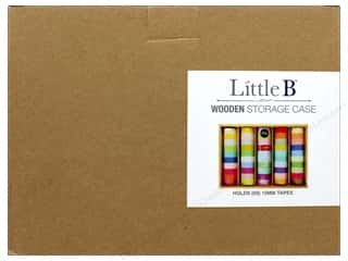 storage : Little B Storage Case Wooden