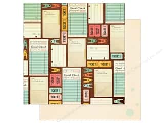 Simple Stories: Simple Stories 12 x 12 in. Paper The Reset Girl Get Your Crafty On (25 sheets)