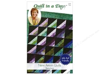 Quilt In A Day New Amish Quilts Pattern