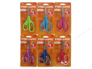 Fiskars 5 in. Kids Scissors Pointed Tip