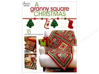 books & patterns: Annie's A Granny Square Christmas Book