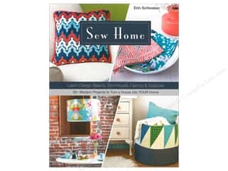 books & patterns: Stash By C&T Sew Home Book