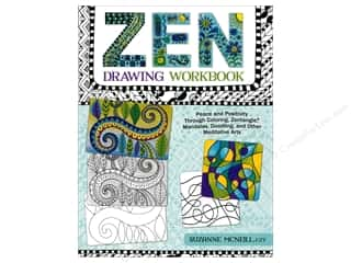 Design Originals Zen Drawing Workbook