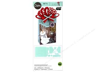 die cuts: Sizzix Dies Lindsey Serata Bigz Bag With Layering Flaps & Seasonal Tags