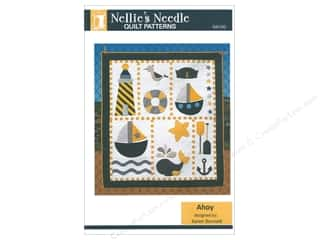 books & patterns: Nellie's Needle Ahoy Pattern