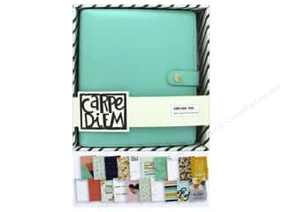 Simple Stories Collection Carpe Diem Posh A5 Planner Set Robin's Egg