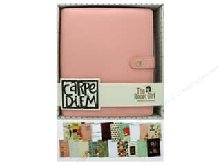 Simple Stories Collection Carpe Diem Reset Girl A5 Planner Set Ballerina